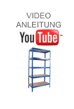Deutscheregale.de - Video Anlaitung Regale