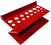 Bohrerhalter, 24 Stück, für Werkzeugwandplatte - Biedrax NP5860