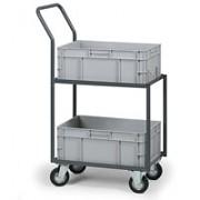 Stahlwagen für Kisten - Biedrax VP3568