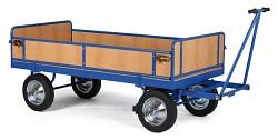 Große Plattformwagen PV818 - Seiten aus Spannplatte