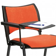 Schreibplatte und Armlehne für Konferenzstuhl - Biedrax Z9069