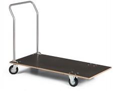 Plattformwagen mit Holzplatte - Biedrax VP2025