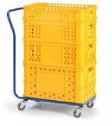 Plattformwagen - für Kisten Biedrax PV1503 - 60x38cm