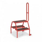 Fahrbare Treppen Biedrax PS3722