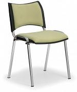 Konferenzstuhl - gepolstert, grün Biedrax Z9106Z