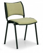 Konferenzstuhů - gepolstert, grün Biedrax Z9094Z