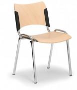 Konferenzstuhl - holz Biedrax Z9144
