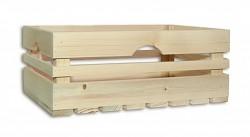 Holzkiste 40 x 27 x 16 cm - Biedrax